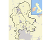 Towns and Cities of Staffordshire