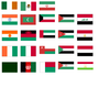 Confusing World Flags 2