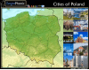 Cities of Poland