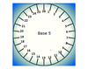 Base 5  (Quinary system)