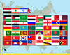 Flags of Asia 2012