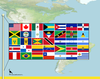 Flags of the Americas 2012