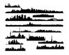Cities Silhouettes