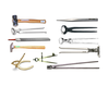 Horse Farrier Tools