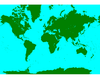 7 Continents of the World (shapes)